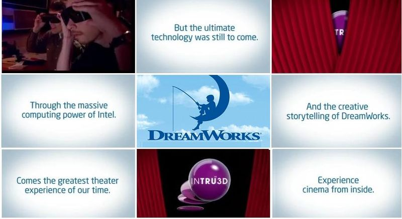 Intel and dreamworks