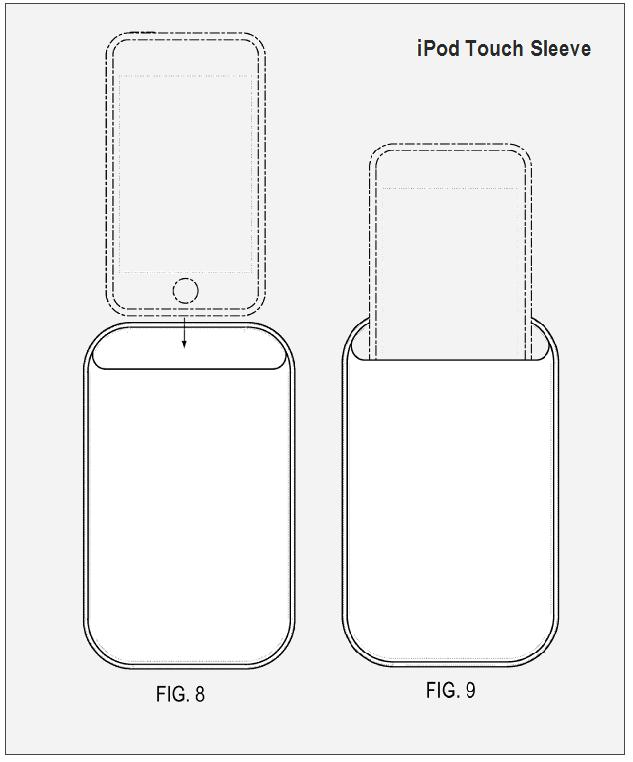 IPod Touch Sleeve patent