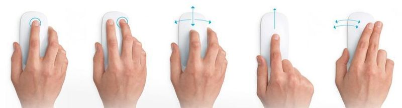 MAGIC MOUSE FUNCTIONALITY