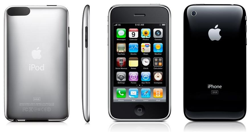 Apple Wins Major Patents for iPhone 3G, iPod Touch & Soft