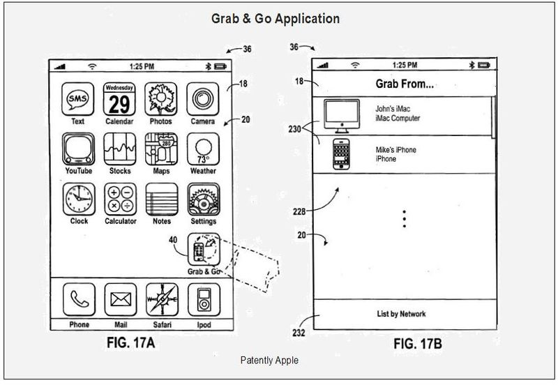 Grab & Go Application FIGS 17A, B