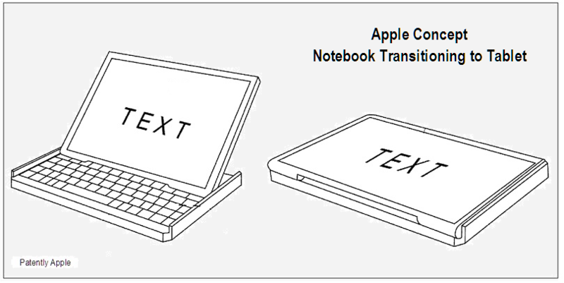 Notebook to Tablet - cover graphic