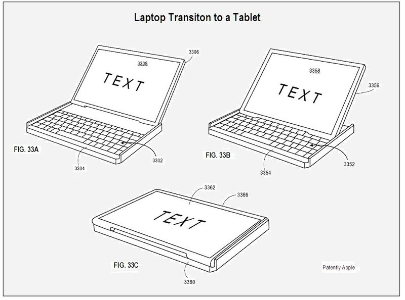 5 - apple hybrid notebook tablet concept