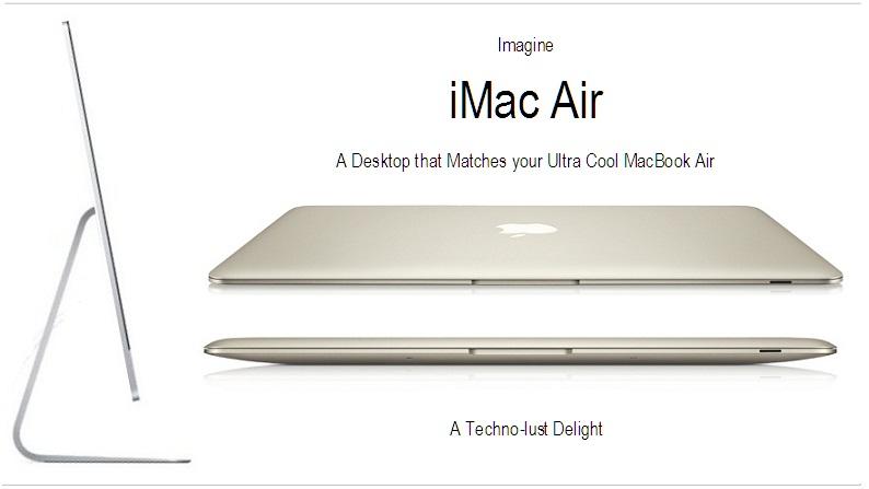 IMac Air Concept - Cover v4