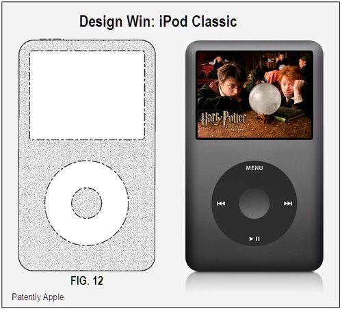 IPod Classic Design