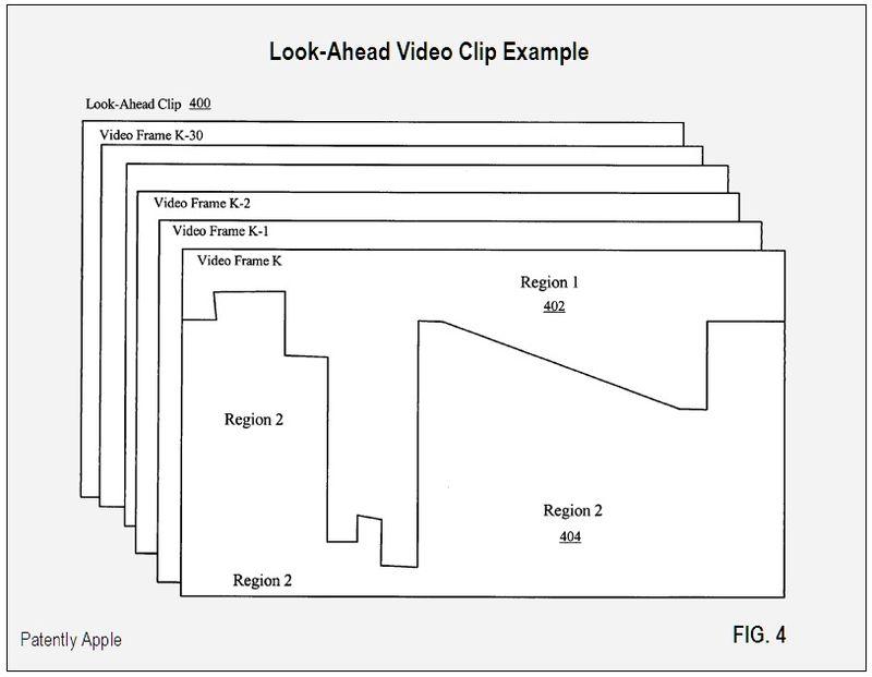 Look-Ahead Video Clip Example