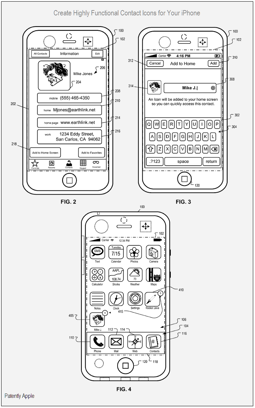 Apple ramping up applications for quattro wireless again create highly functional contact iphone icons biocorpaavc Choice Image