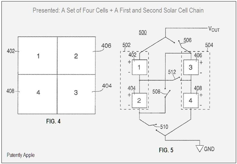 FIRST & SECOND SOLAR CELL CHAIN