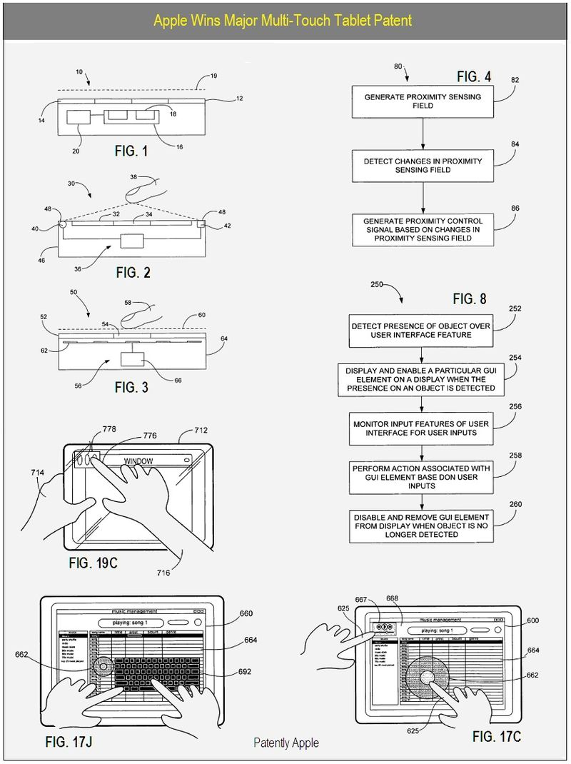 MAJOR TABLET PATENT