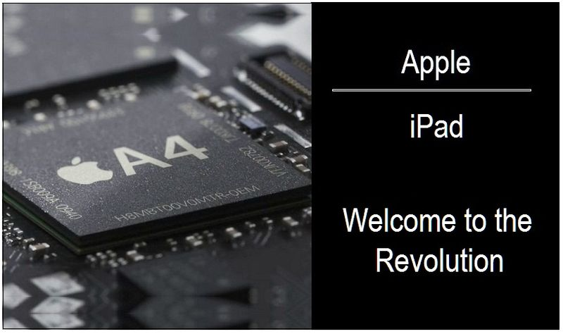 1 - Apple - iPad - Welcome to the Revolution - Cover 2