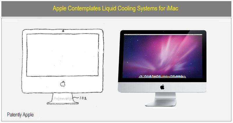 LIQUID COOLING IMAC, COVER