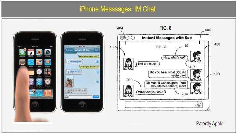 4 - iPhone IM CHAT