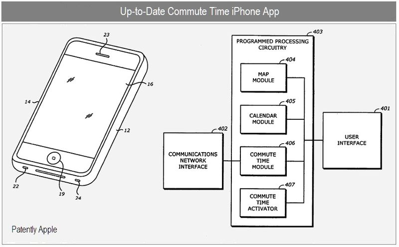 1 - COVER - UP-TO-DATE COMMUTE TIME APP, IPHONE
