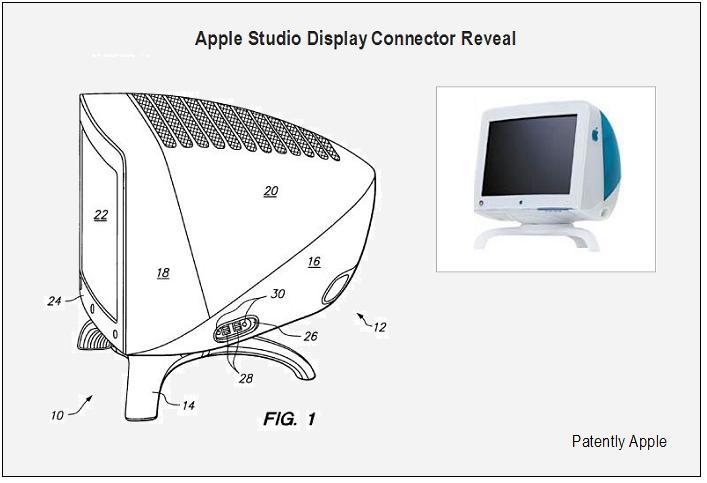 Apple Studio Display - Connector Reveal 2005