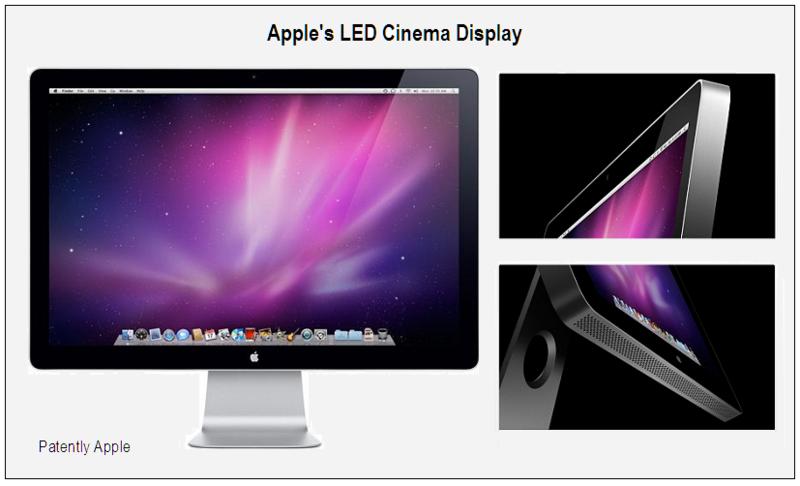 Apple Cinema Display LED rev a