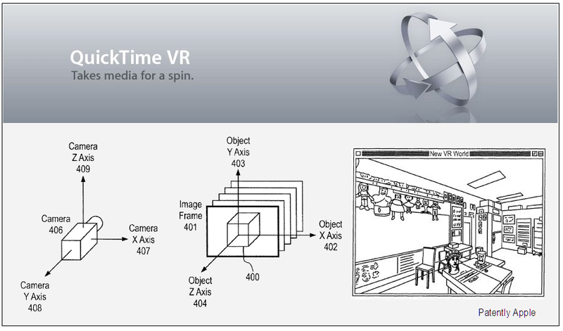 QUICKTIME VR icon