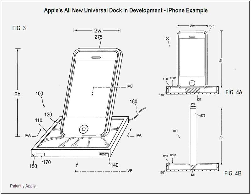 Apple New Dock in Development - iPhone Example