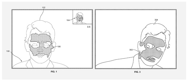 Apple - Avatar patent graphic