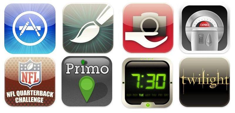 App Store - App Icons