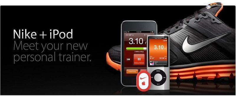 Nike + iPod, Cover