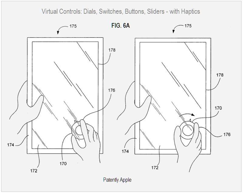 Virtual Controls