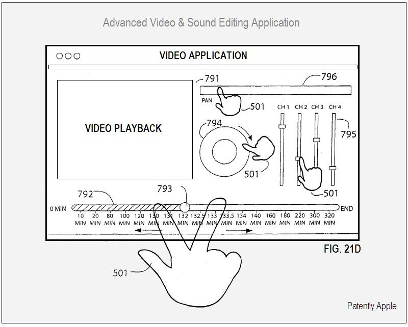Adavnced Video & Sound Editing App b