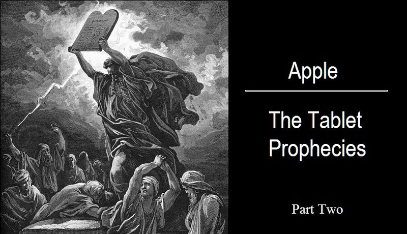 Apple - The Tablet Prophecies, Cover - Part Two, b