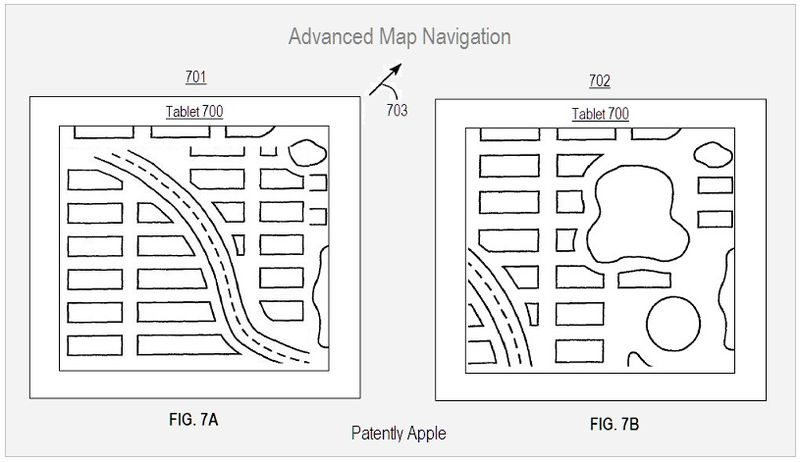 Advanced Map Navigation
