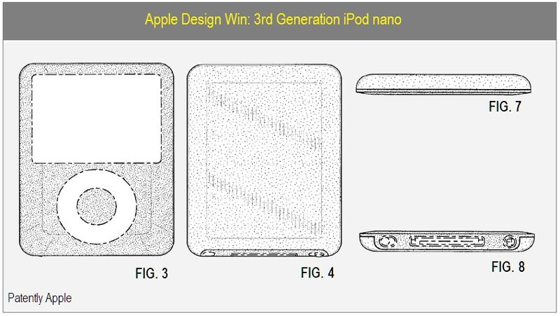 IPOD NANO 3RD GEN DESIGN WIN