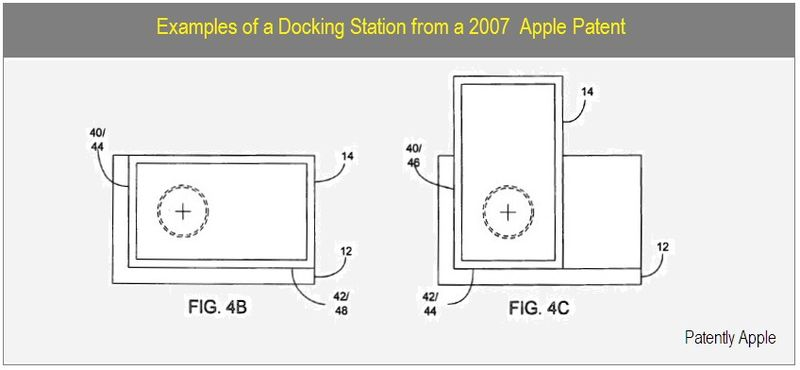 7 - 2007 docking station for Tablets came to life Jan 27, 2010
