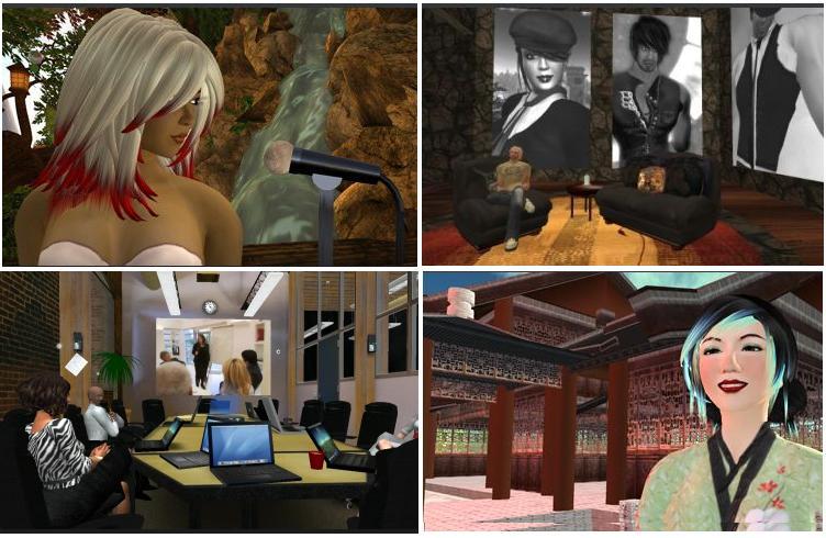 3D Internet, VIRTUAL STORE, COVER