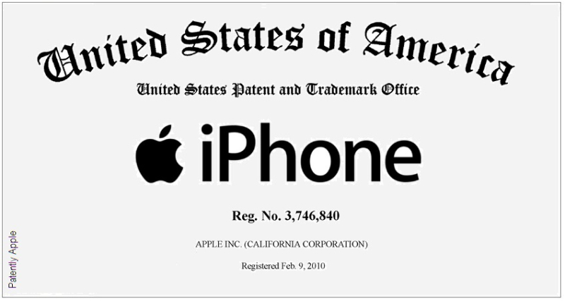 COVER 2- iPHONE REGISTERED TRADEMARK OF APPLE INC
