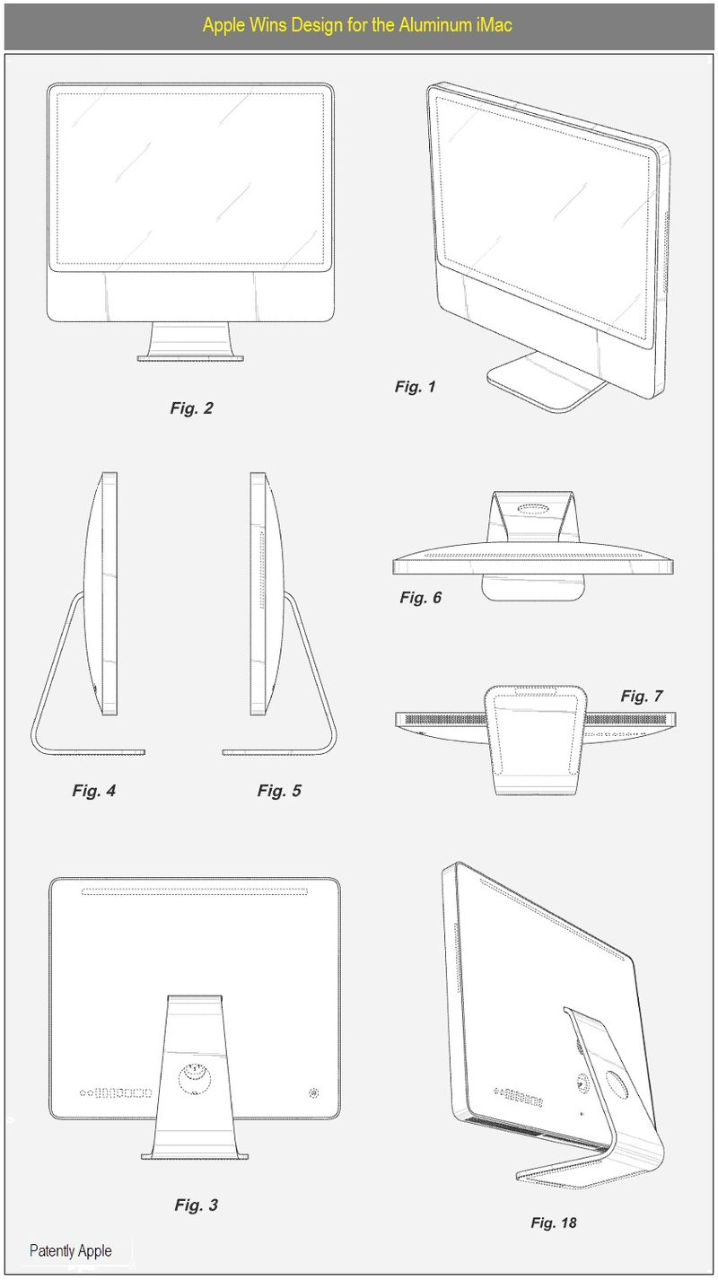 DESIGN WIN FOR ALUMINUM IMAC