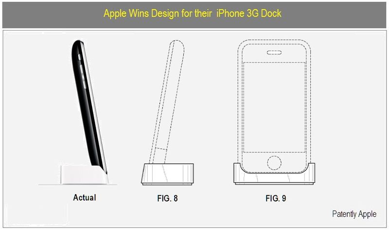 IPHONE 3G DOCK, DESIGN WIN FEB 2010