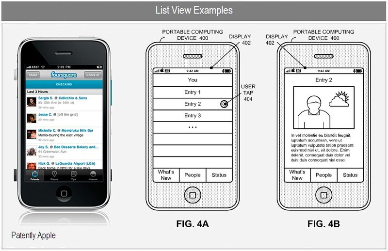 2 - List View examples b