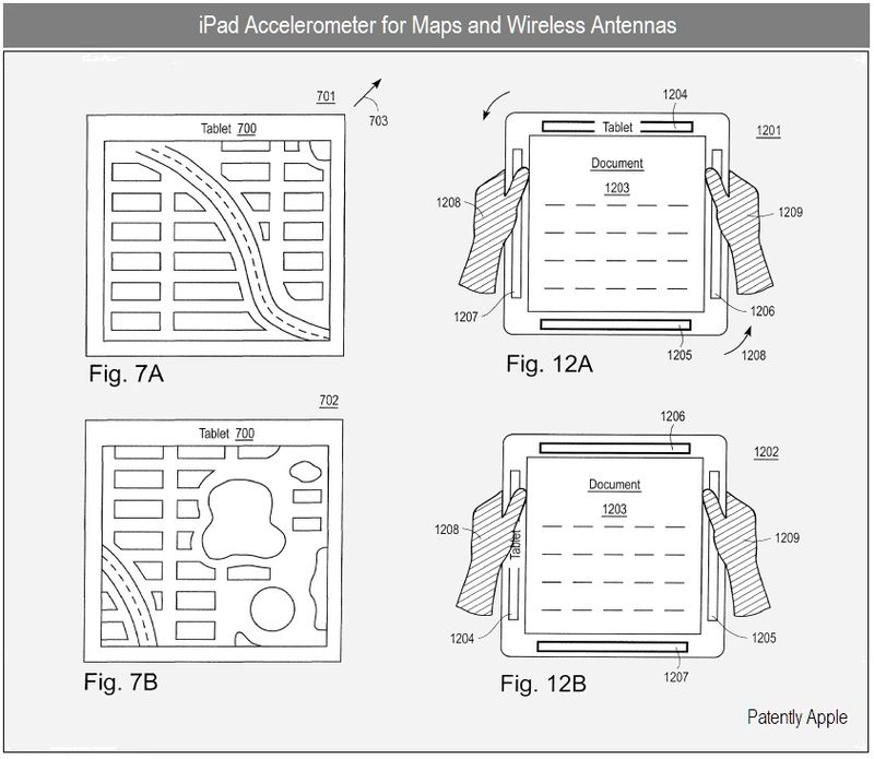 4 - IPAD ACCELEROMETER FOR MAPS AND WIRELESS