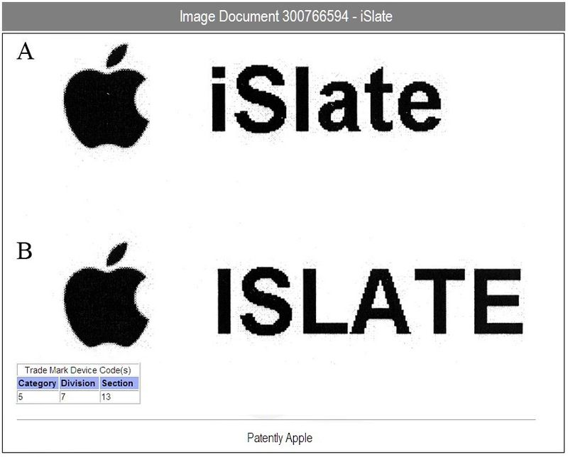 4 - iSLATE DOC 300766594 - APPLE