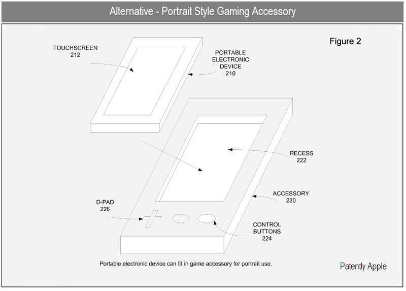 3 - PORTRAIT STYLE GAMING ACCESSORY