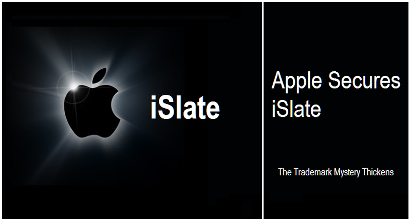 1 - COVER - ISLATE TRADEMARK