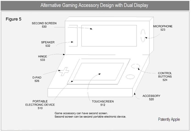6 - DUAL DISPLAY GAMING ACCESSORY