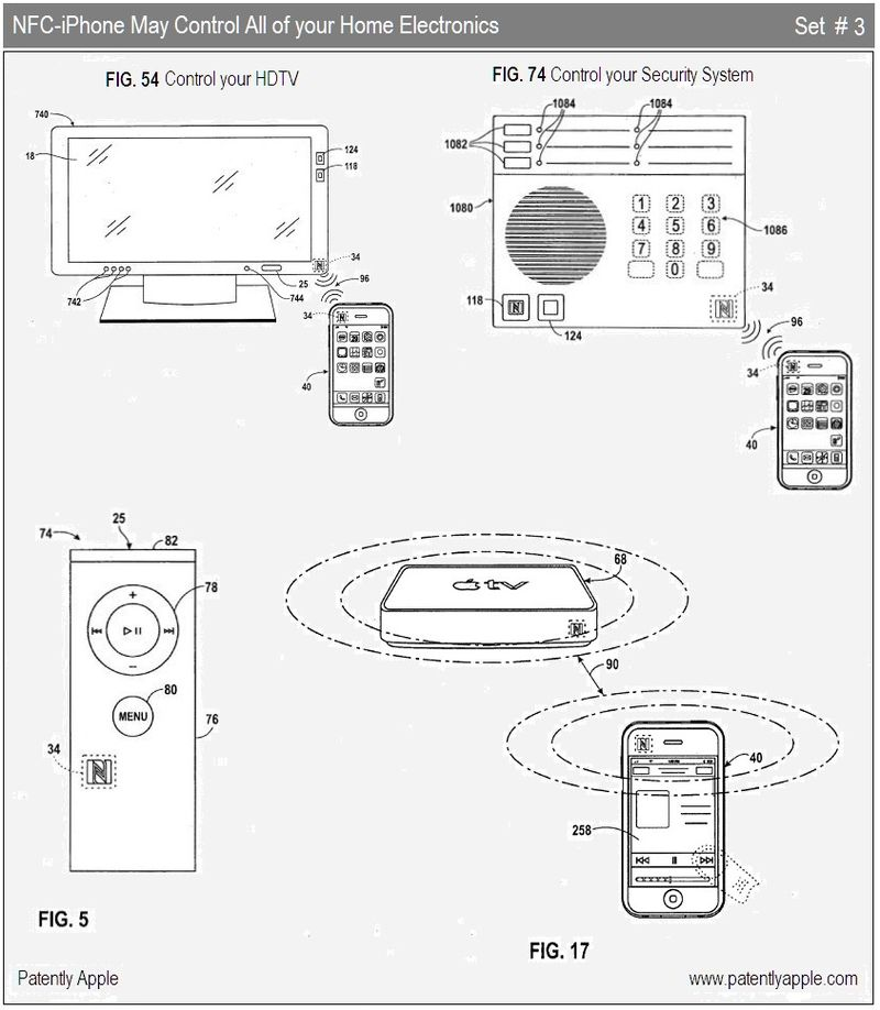 8 - SET 3 - NFC IPHONE TO CONTROL YOUR HOME DEVICES