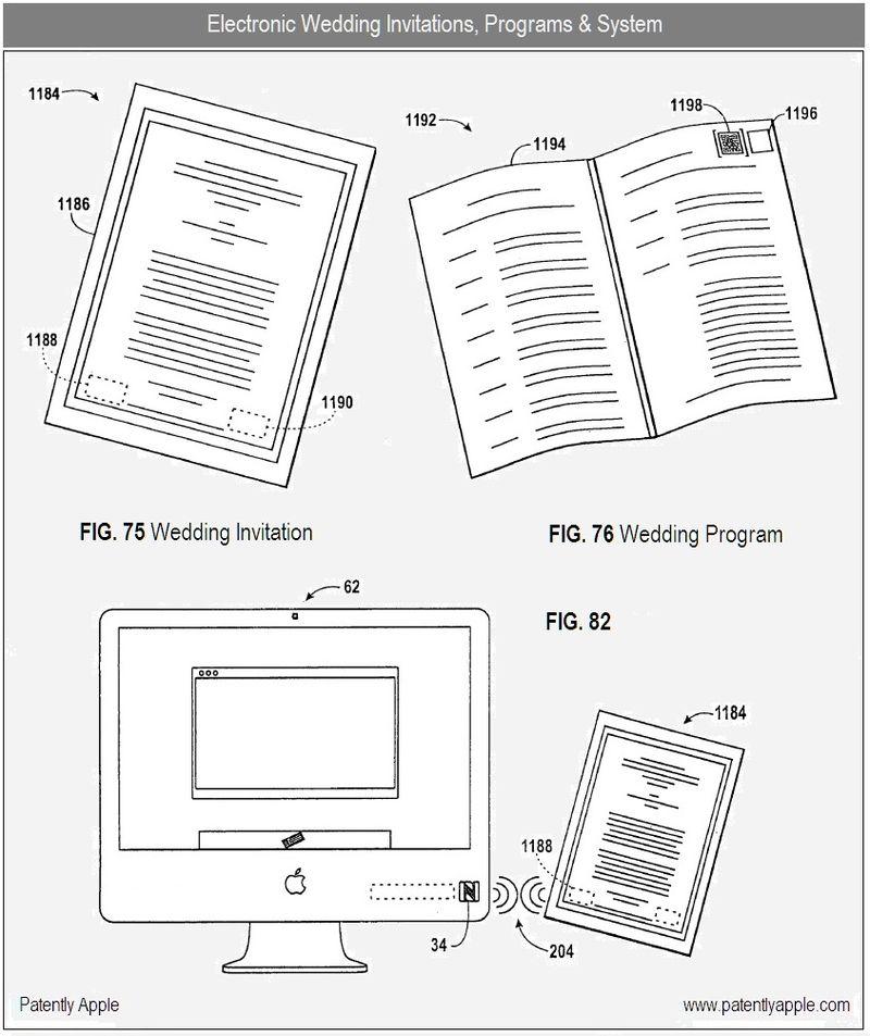 12 - E-WEDDING INVITATIONS, PROGRAMS & SYSTEMS FIGS 75, 76, 82