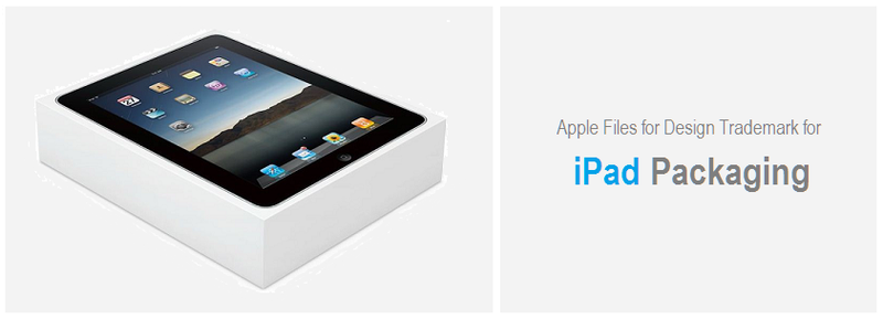 1 Cover - iPad Packaging Design Trademark