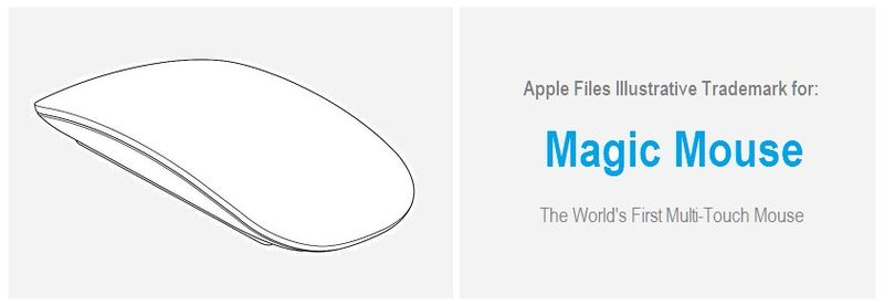 1 - Cover - Magic Mouse - illustrative trademark