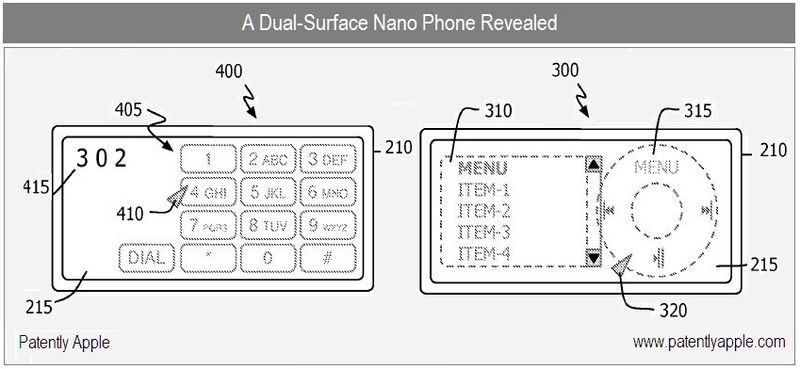 Cover - dual surface nano Phone