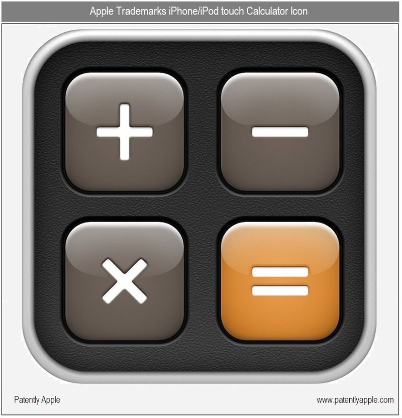 3 - LARGE iPhone calculator icon drawing
