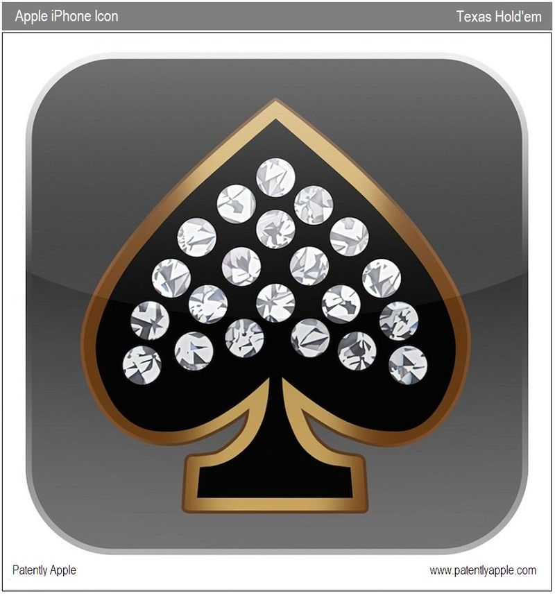 3 - TEXAS HOLD'EM ICON -