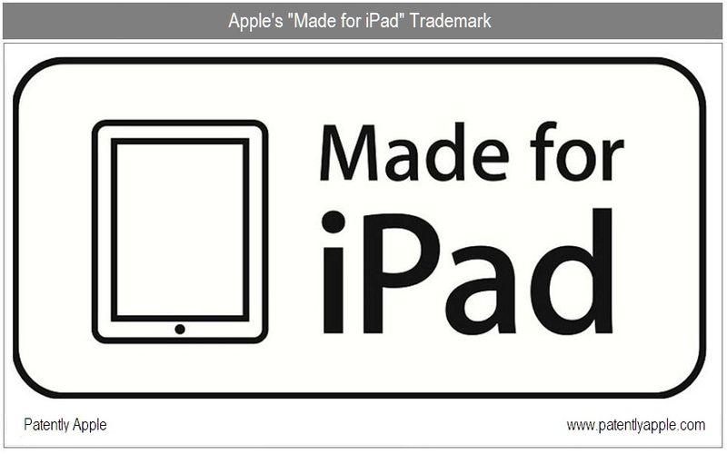 5 - Made for iPad TM