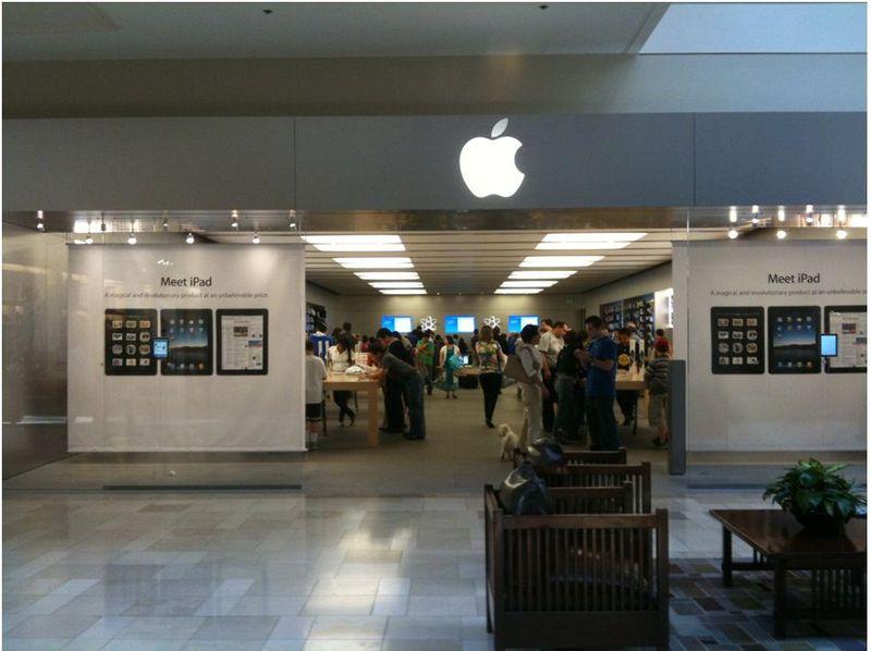 3 - Apple Store