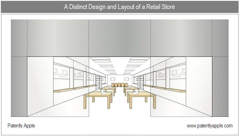 1 Cover - Apple Store layout with color